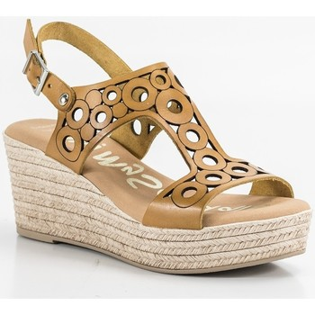 Chaussures Femme Back To School Ohmysandals 4705 jaune