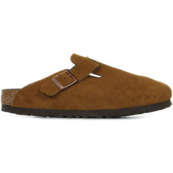 Chaussures Femme Sabots Birkenstock Boston BS marron