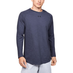 Vêtements Homme T-shirts manches longues Under Armour Tee-shirt Under Bleu