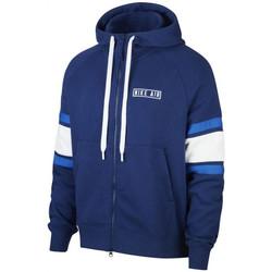 Vêtements Homme Sweats Nike Sweat à capuche Bleu