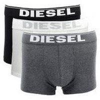 Sous-vêtements Homme Boxers Diesel 3 Boxers Noir