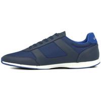Chaussures Homme Baskets basses Lacoste Basket Bleu