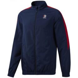 Vêtements Homme Vestes de survêtement Reebok Sport Veste de$SKU Bleu