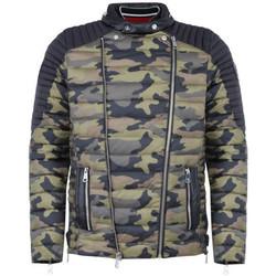 Vêtements Homme Blousons Horspist Blouson Steeve$SKU Kaki