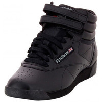 Chaussures Femme Baskets montantes Reebok Sport Basket $SKU Noir