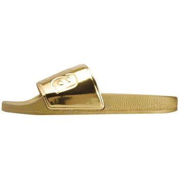 Chaussures Femme Sandales et Nu-pieds Superga Sandales Or
