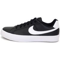 Chaussures Homme Baskets basses Nike Basket  COURT Noir