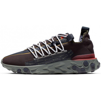 Chaussures Homme Baskets basses Nike Baskets  REACT Marron