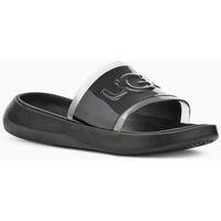 Chaussures Femme Claquettes UGG Sandales Noir