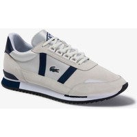 Chaussures Homme Baskets basses Lacoste Basket Blanc
