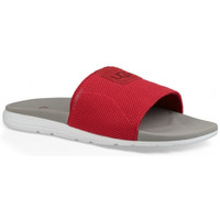 Chaussures Homme Claquettes UGG Sandale  Xavier Rouge