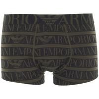 Sous-vêtements Homme Boxers Ea7 Emporio Armani Boxer EA7 Emporio Vert
