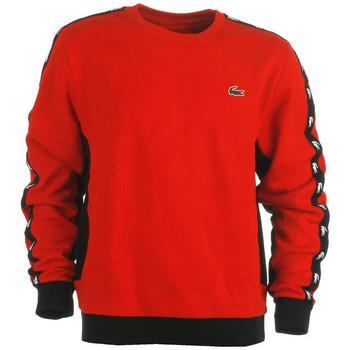 Vêtements Homme Sweats Lacoste Sweat Rouge