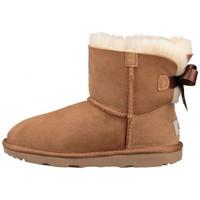 Chaussures Femme Bottes de neige UGG Bottes  Mini$SKU Châtaigne