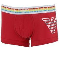 Sous-vêtements Homme Boxers Ea7 Emporio Armani Boxer EA7 Emporio Rouge
