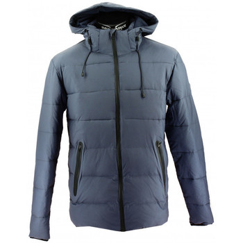 Vêtements Homme Doudounes Ea7 Emporio Armani Blouson EA7 Bleu