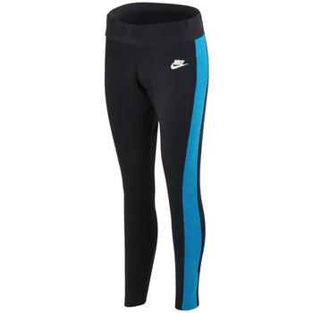 Vêtements Femme Pantalons de survêtement Nike Legging  Tech Noir