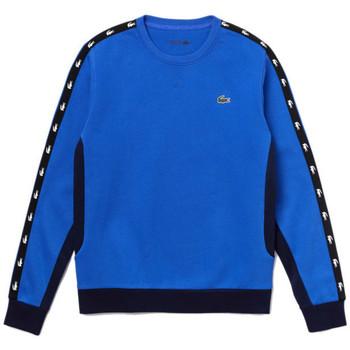 Vêtements Homme Sweats Lacoste Sweat Bleu