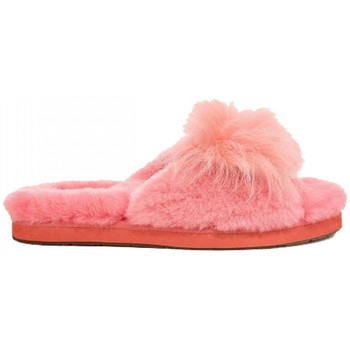 Chaussures Femme Chaussons UGG Chaussons Deckers Rose