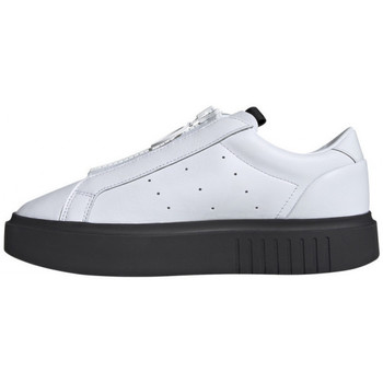 Chaussures Femme Slip ons adidas Originals Basket adidas Blanc