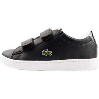 Chaussures Enfant Baskets basses Lacoste Basket $SKU Noir