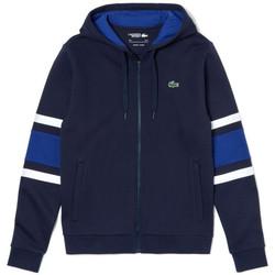 Vêtements Homme Sweats Lacoste Sweat à capuche Bleu