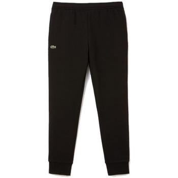 Vêtements Homme Pantalons de survêtement Lacoste Pantalons de Noir
