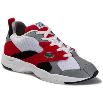 Chaussures Homme Baskets basses Lacoste Basket Gris