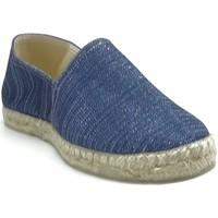 Chaussures Femme Espadrilles Maison De Lespadrille 324VE709 MARINE