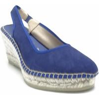 Chaussures Femme Espadrilles Maison De Lespadrille 220POUDRE BLEU