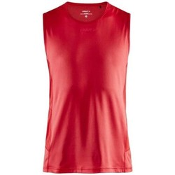 Vêtements Homme T-shirts manches courtes Craft Adv Essence Tee Rouge