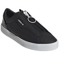 Chaussures Femme Slip ons adidas Originals Basket adidas Noir