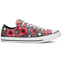 Chaussures Homme Baskets basses Converse Basket Rouge
