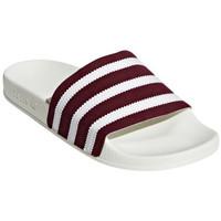 Chaussures Homme Claquettes adidas Originals Sandales adidas Bordeaux