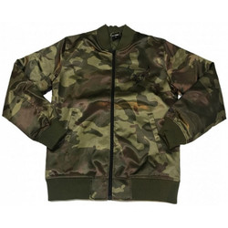 Vêtements Homme Blousons New-Era Blouson Vert
