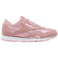 Chaussures Fille Baskets basses Reebok Sport Basket Rose