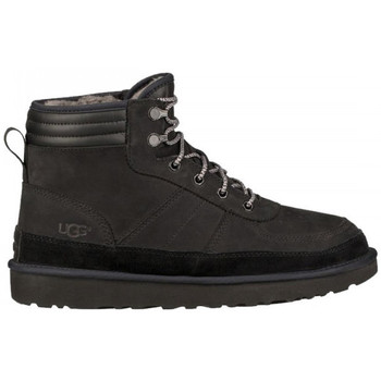 Chaussures Homme Boots UGG Baskets Deckers Noir