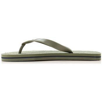 Chaussures Homme Tongs Emporio Armani EA7 Sandales EA7 Vert