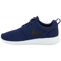 Chaussures Homme Running / trail Nike Basket  Roshe Bleu
