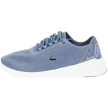 Chaussures Femme Baskets basses Lacoste Basket  LT Bleu