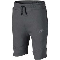 Vêtements Shorts / Bermudas Nike Short  Tech Gris