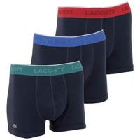 Sous-vêtements Homme Boxers Lacoste Boxers  3PK Bleu