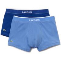 Sous-vêtements Homme Boxers Lacoste Pack de 2 boxers Bleu