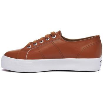 Chaussures Baskets basses Superga Basket Marron