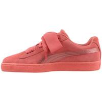 Chaussures Femme Baskets basses Puma Basket  Suede$SKU Rose