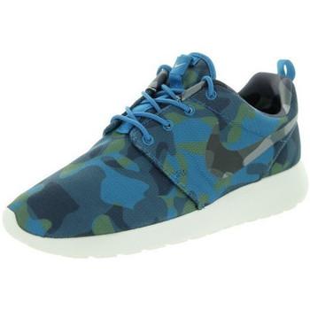 Chaussures Femme Baskets basses Nike Basket  Roshe Bleu