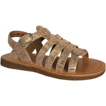 Chaussures Femme Sandales et Nu-pieds Pom d'Api Plagette Strap Cosmic Nude