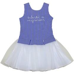 Vêtements Fille Robes Interdit De Me Gronder PRINCESS Bleu marine