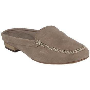 Chaussures Femme Mocassins Heller REMI Taupe