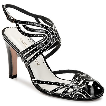 Sandale Sarah Chofakian WINGS Noir / Or 350x350